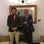 López Maraver (izq)y Dall'Olio (dcha) 2